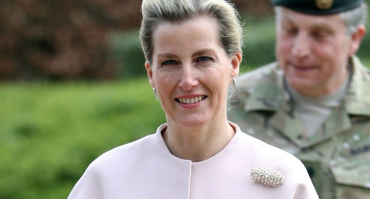 Eestit külastab mai alguses Wessexi krahvinna