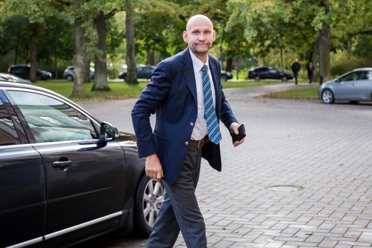 IRL-i Viljandimaa piirkonna juhatus toetab erakonna esimehena Seedrit