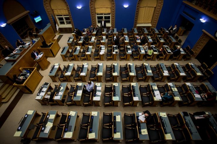 Riigikogu lahtiste uste päeval käis külalisi 30 riigist