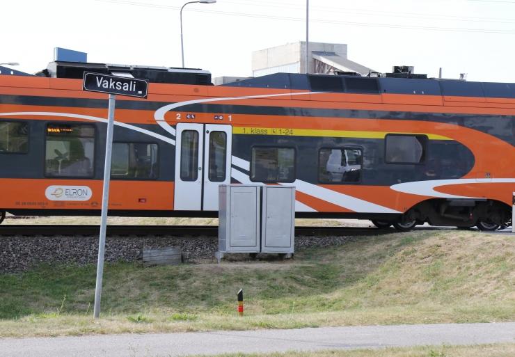 Valdeku tänava raudteeülesõit läheb remonti