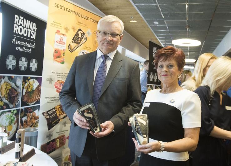 Eesti Parim Toiduaine 2017 on Saaremaa Piimatööstuse Old Saare juust