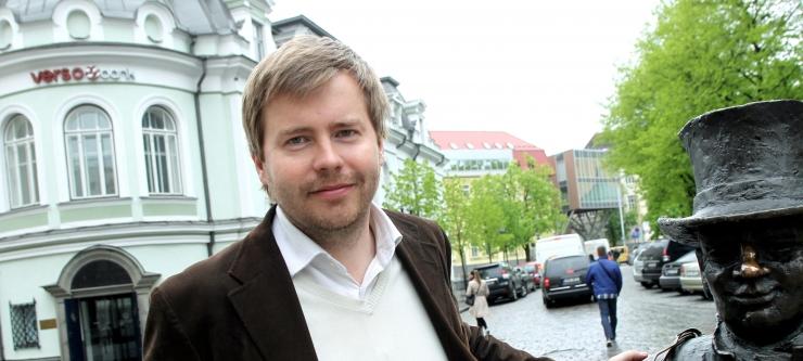 Rene Tammist: ligi 800 Eesti majapidamist kasutab juba päikeseenergiat