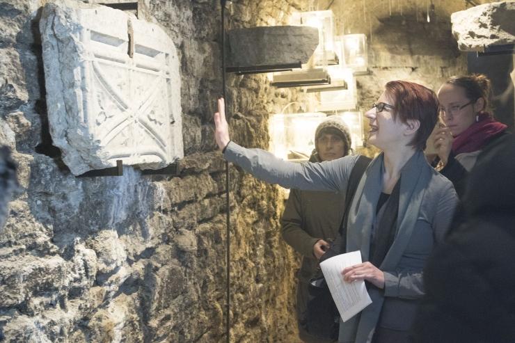 FOTOD! Raidkivimuuseumi perepäeva raames viidi läbi põnev otsimismäng