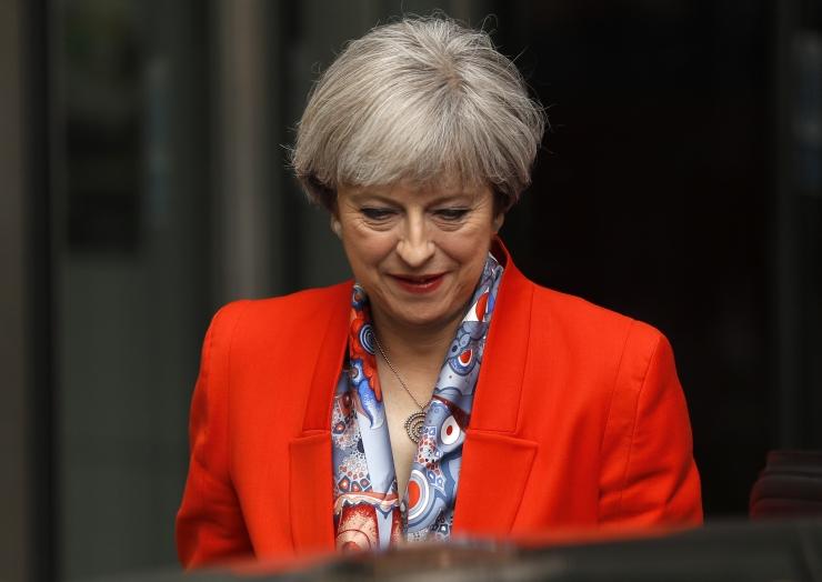 """May: ma ei ole Brexiti küsimuses """"teises galaktikas"""""""