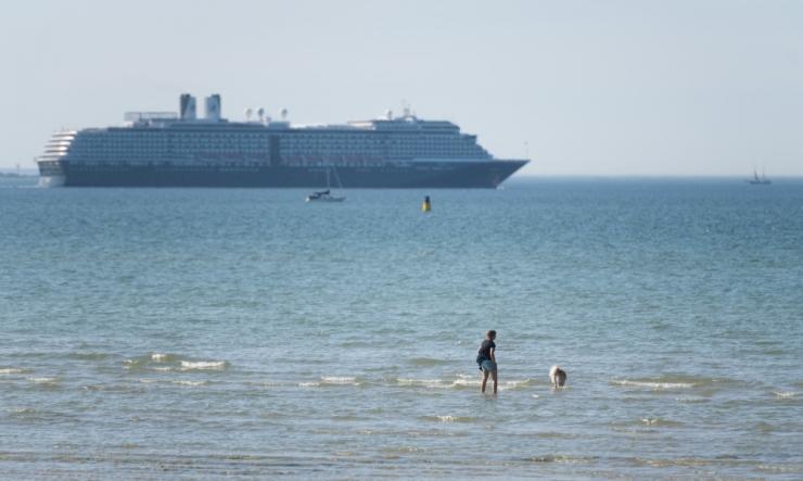 Täna peatub Vanasadamas hooaja pikim kruiisilaev MSC Fantasia