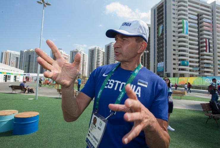 EOK sõlmis uueks olümpiatsükliks 2,6 miljoni eest sponsorlepinguid