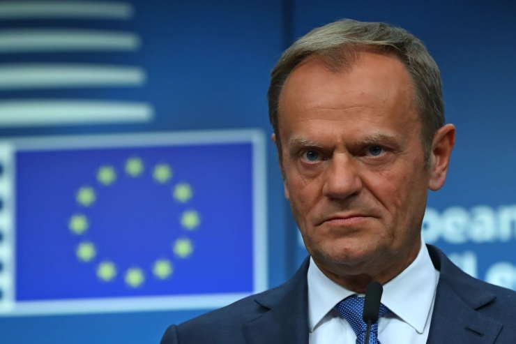 Tusk: Brexiti-kõnelused võivad muutuda võimatuks