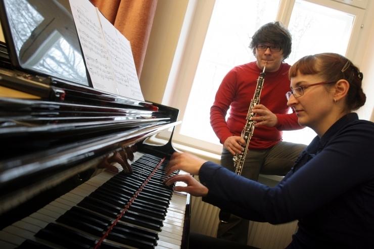 """Kontsertsari """"Kammermuusikud linnas"""" pakub kuulajatele tundeküllast muusikat"""