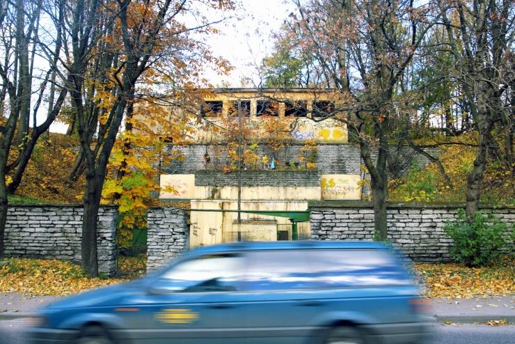Tallinnas suletakse kümneks päevaks Rannamäe tee