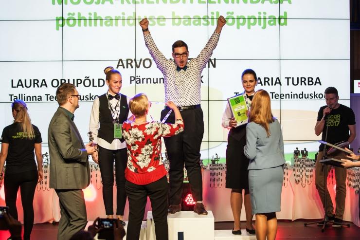 SUUR GALERII! Kutsemeistrivõistlustel selgusid Eesti parimad noored meistrid
