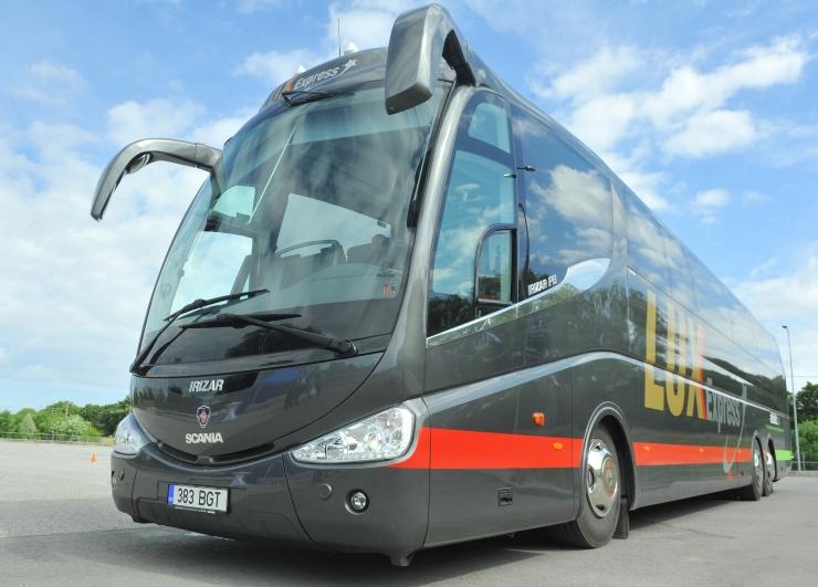 Tallinna ja Tartu vahel muutub bussiliiklus tihedamaks