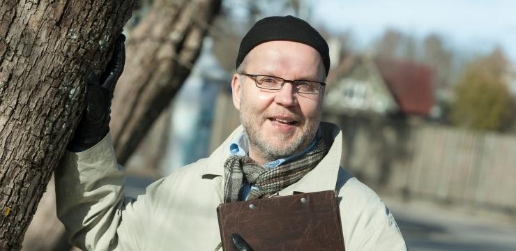 Sami Lotila: linnameedia täidab puuduvast kvaliteetajakirjandusest jäänud vaakumit
