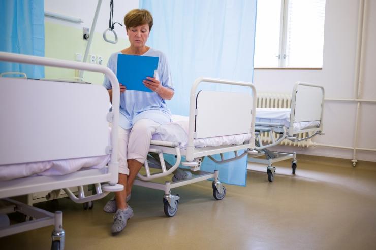 Uuring: hoolekandeasutuste tervishoiuteenused ei vasta vajadustele