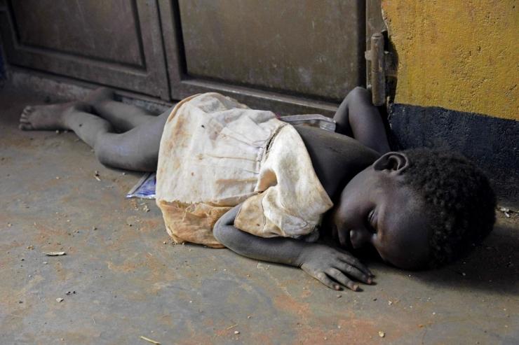 ÜRO: Lõuna-Sudaanist on kodusõja tõttu põgenenud üle miljoni lapse