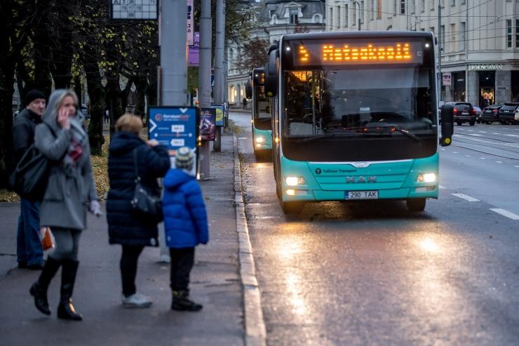 Nädalavahetusel lühendatakse bussiliinide 16 ja 17 A marsruute