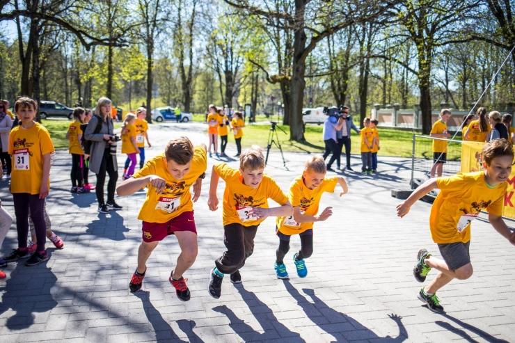 Heategevusliku Teatejooksu avab president Kaljulaid