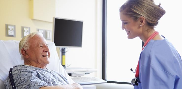 Ülle Ernits: tervishoiusektor kannatab hooldustöötajate puuduse tõttu