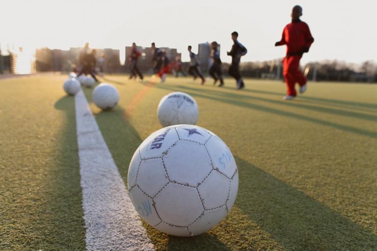 Õiguskantsler: spordiklubide üleminekutasu rakendamisel tuleb lähtuda lapse huvidest