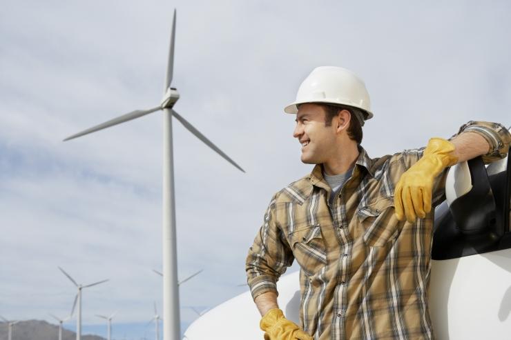 Uuring: energeetikas, kaevandamises ja elektrialal napib töötajatele järelkasvu