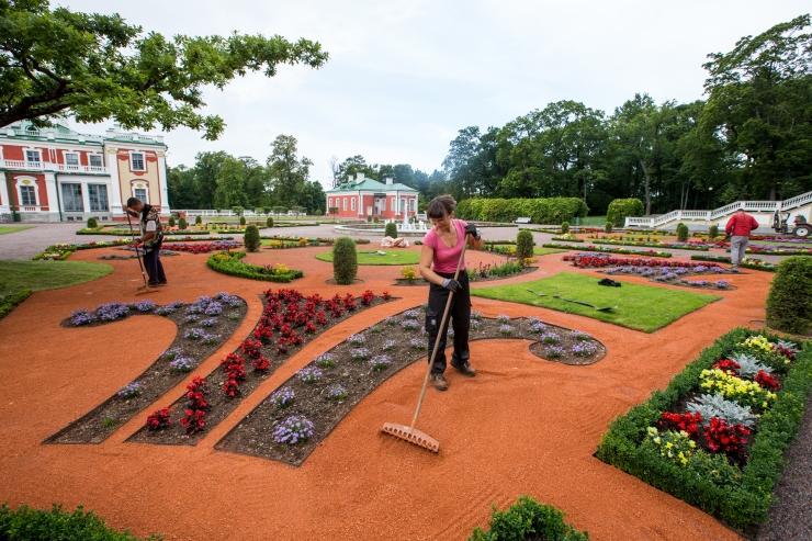 Ain Järve: Kadrioru park on Eesti esimene botaanikaaed