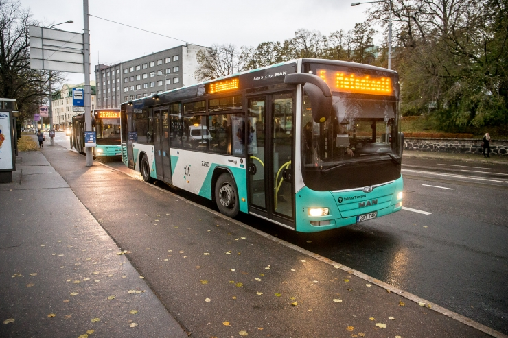 Bussiliinide nr 16 ja 17 A marsruute lühendatakse