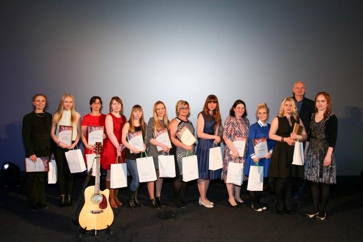 Ida-Tallinna keskhaigla tunnustas aasta õendus- ja hooldustöötajaid