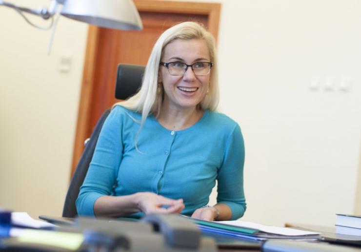 Kadri Simson: Eestit ja Soomet ühendab täna vilgas kaubavahetus
