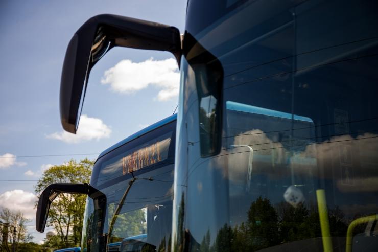 Buss nr 33 sõidab taas Valdeku tänaval