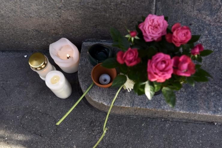 Suri Soome endine president Mauno Koivisto