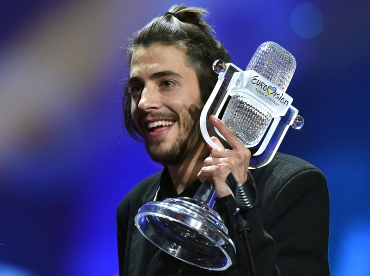 FOTOD! Eurovisiooni võitis Portugal!