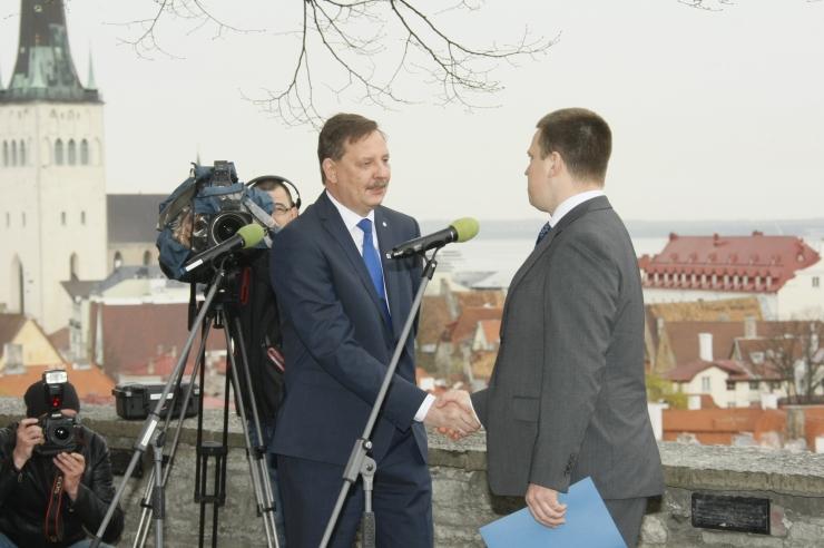Keskerakonna Tallinna linnapea kandidaat Taavi Aas: Tallinn merepromenaadiga linnaks, kus vanalinnas valitseb taas kord