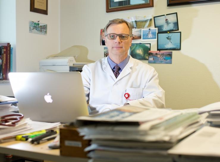 Professor Peep Talving: Eestis on vigastussurmasid Euroopa keskmisest rohkem