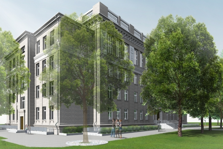 Ametlik ehitusekspertiis kinnitab GAG-i õppehoone ehituse ohutust