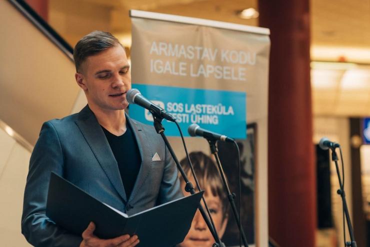 FOTOD! Heinz Valk, Kristi Kallas ja Ott Lepland tunnustasid SOS lasteküla emasid