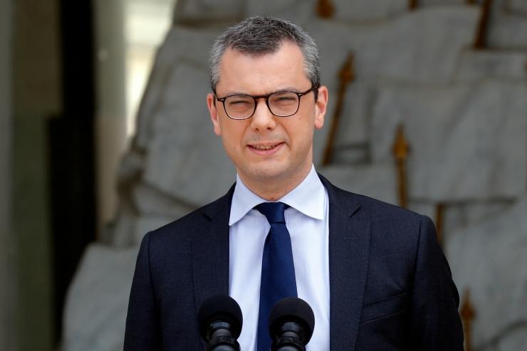 Prantsusmaa peaministriks nimetati Édouard Philippe