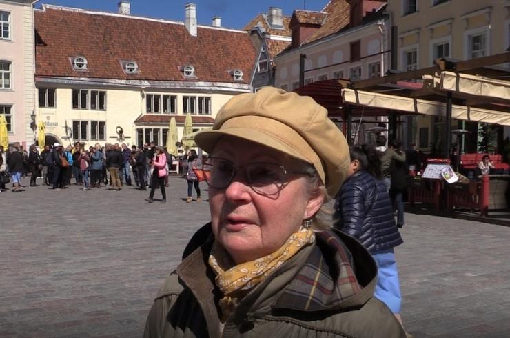 LIIVI: Olen Tallinna eluga rahul