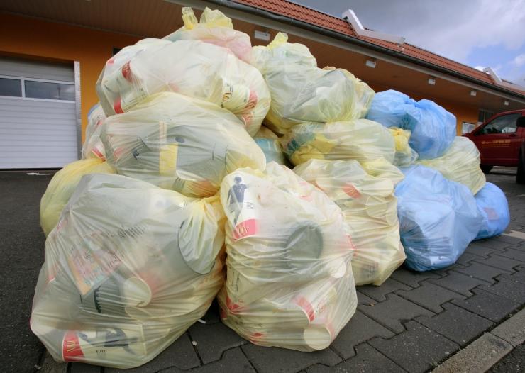 Euroopa Parlament kutsub piirama toidu raiskamist