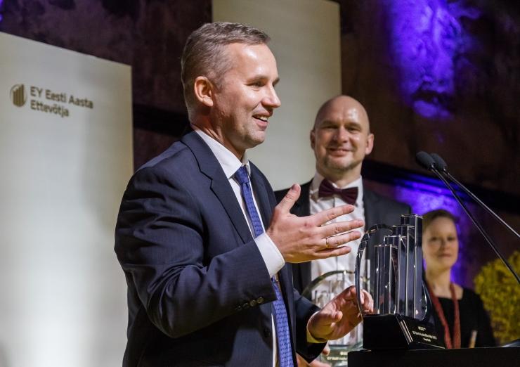 Arno Kütt: vajadus toob endaga kaasa ettevõtte innovatsiooni