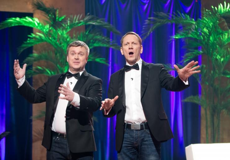 Aasta meelelahutajaks valiti Teet Margna & Kristjan Jõekalda