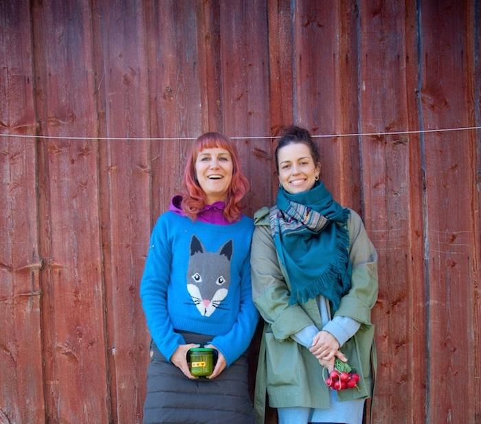 VIDEO JA ISUÄRATAVAD FOTOD! Hele-Mai Alamaa ja Merle Liivak kutsuvad oma uuele raamatule hoogu andma