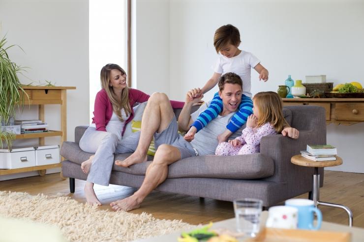 Vähekindlustatud lasterikkad pered saavad peagi kodutoetust taotleda