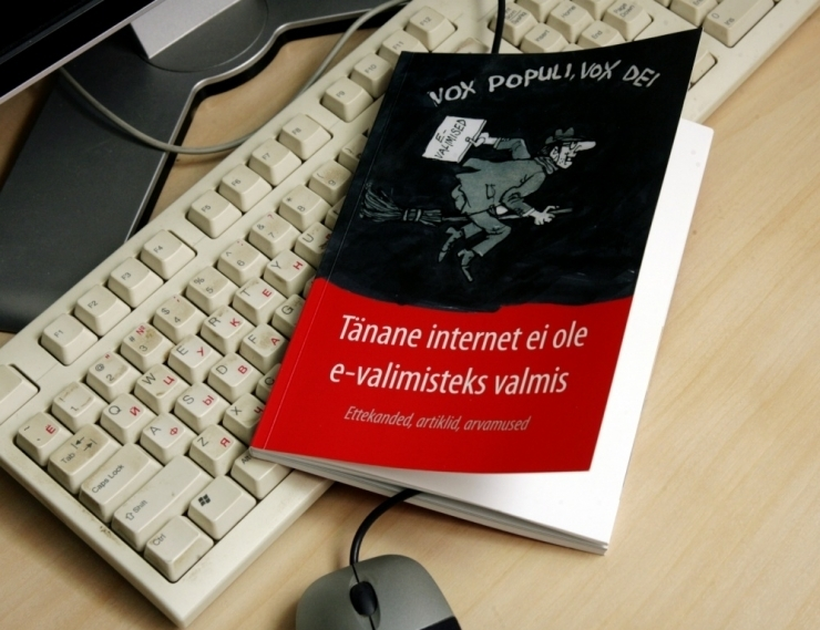 Küberasjatundja Märt Põder algatas petitsiooni: e-hääletamist arendatakse nurga taga, ilma poliitvastutuseta
