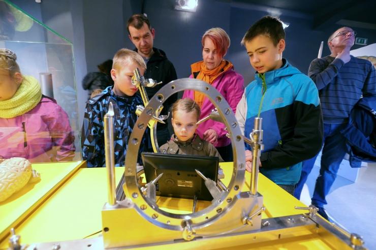 Muuseumiööl on Eestis külastajatele avatud üle 200 paiga