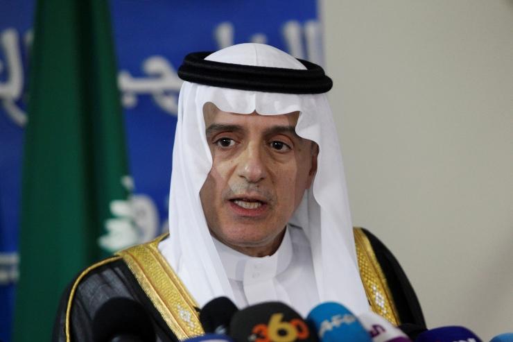 Saudi välisminister: tehinguid USAga sõlmiti 380 miljardi dollari eest
