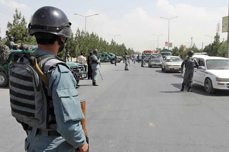 Afganistani lõunaosas hukkus Talibani rünnakus 20 politseinikku