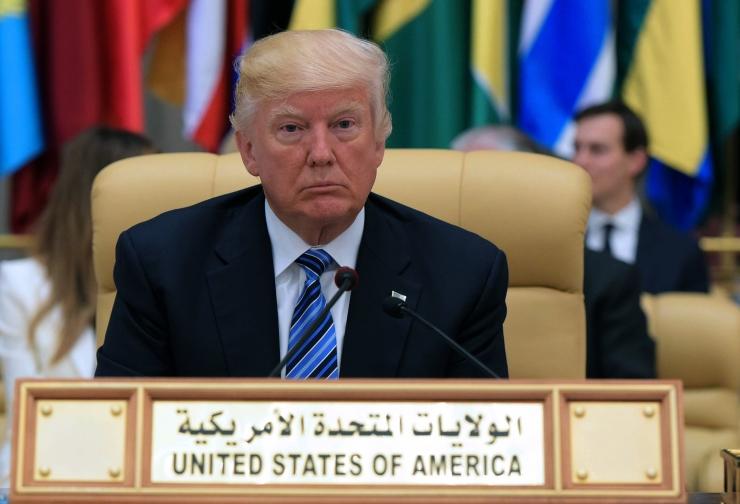 Trump: võitlus terrorismiga ei ole lahing eri uskude vahe