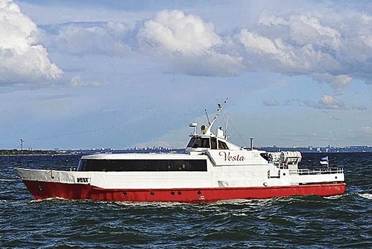 Tallinlased saavad taas laevaga tasuta Aegnale sõita