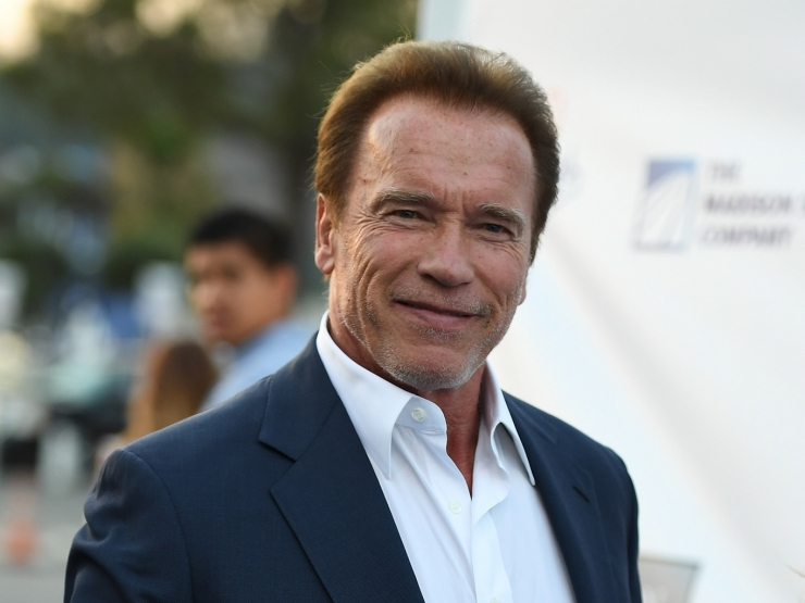 Schwarzenegger Trumpi kivisöe plaanist: ta tahab tagasi kiviaega minna