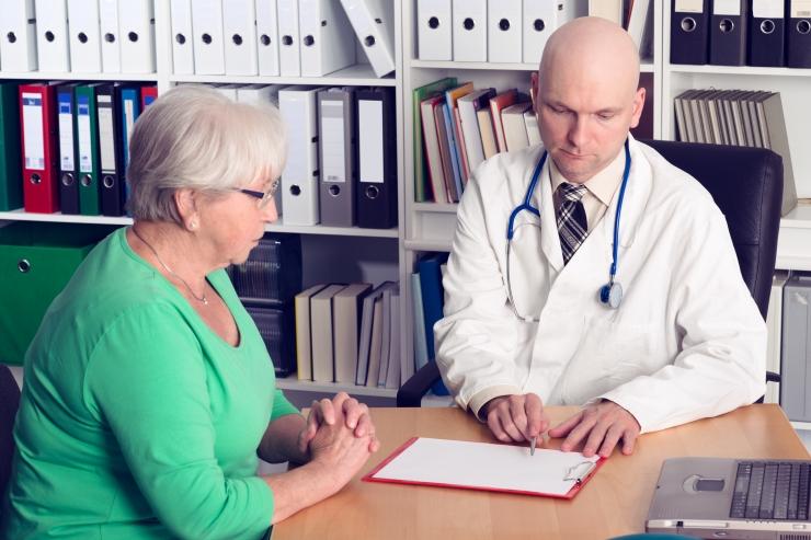 Madis Veskimägi: seadusemuudatuse järel saaks perearst 90% patsientidest ise ravida