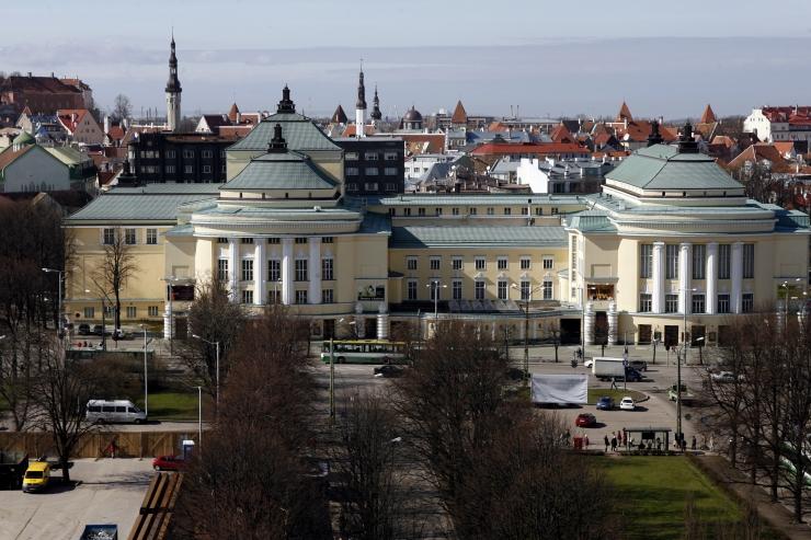 Tasuta koorikontsert Estonias